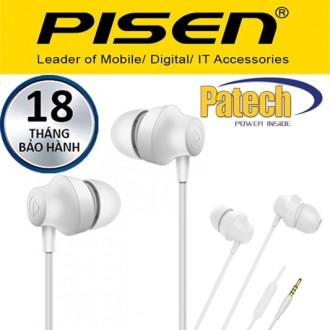 Tai nghe chính hãng Pisen A001