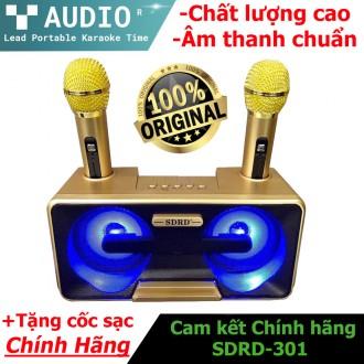Loa bluetooth Karaoke SD-301