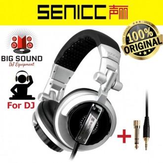 Tai nghe chuyên nhạc DJ chính hãng Senicc ST-80