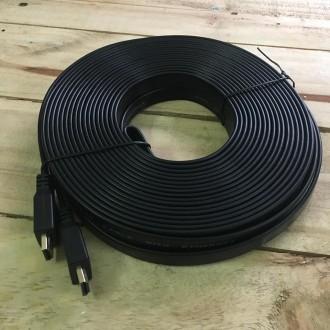 Cáp HDMI 15m loại dẹp