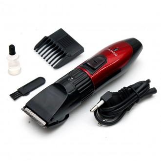 Tông đơ cắt tóc chính hãng Kemei sạc pin
