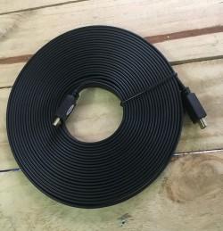 Cáp HDMI 10m lọai dẹp