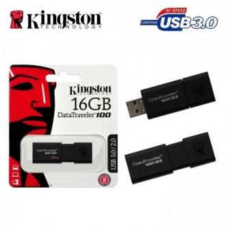 Usb 16gb 3.0 chính hãng Kingston 100 G3