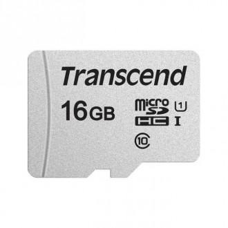 Thẻ nhớ MicroSD Transcend 16gb Class 10 - Bảo hành 2 năm