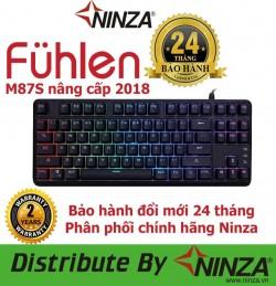 Bàn phím cơ Fuhlen M87S