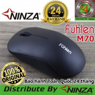 Chuột không dây Fuhlen M70