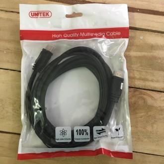 Cáp HDMI 3m chính hãng Unitek xịn