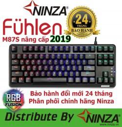 Bàn phím cơ Fuhlen M87S.