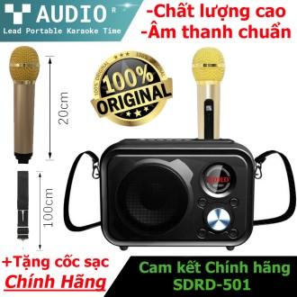 Loa bluetooth Karaoke SD-501