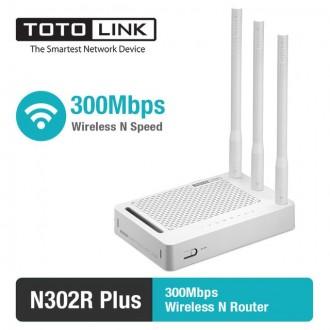 Bộ kích sóng Totolink N302r Plus