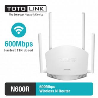 Bộ kích sóng Totolink N600R