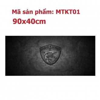 Lót chuột chuyên game 40x90x0.2cm Msi.