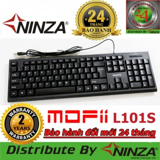 Bàn phím máy tính MoFFii L101s