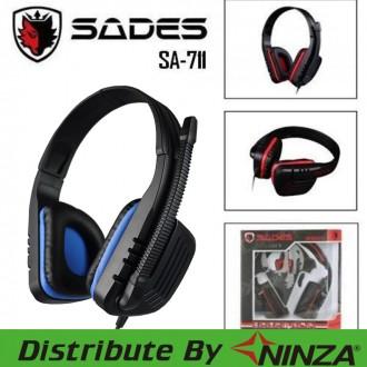 Tai nghe chuyên game Sades 711