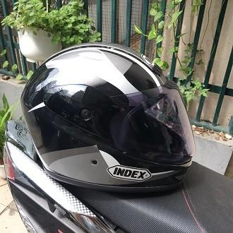 Mũ bảo hiểm Fullface INDEX