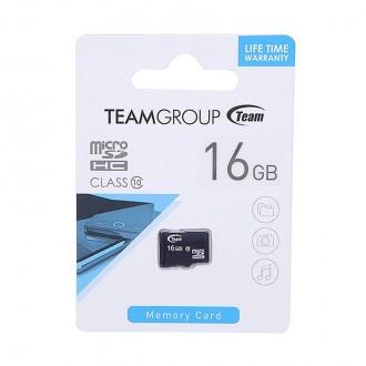Thẻ nhớ MicroSD Team 16gb Class 10 - Bảo hành 2 năm
