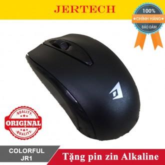 Chuột không dây Jertech Colorful JR1