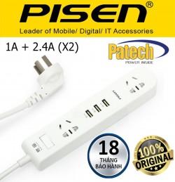 Ổ cắm điện Pisen K23