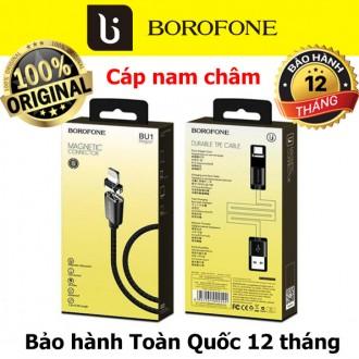 Cáp sạc nam châm cho iphone Borofone BU1