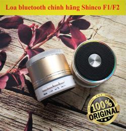 Loa bluetooth chính hãng Shinco F1/F2