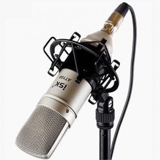 Micro thu âm chuyên nghiệp ISK AT100