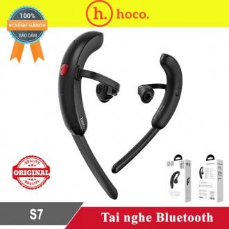 Tai Nghe Bluetooth Hoco S7 V5.0 Kiểu Dáng Doanh Nhân
