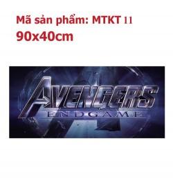 Lót chuột chuyên game 40x90x0.2cm Avenger