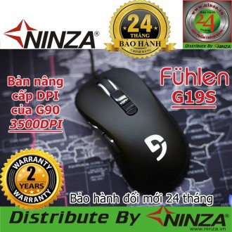 Chuột chuyên game Fuhlen G19S 3500DPI