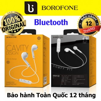 Tai nghe bluetooth Borofone BE22