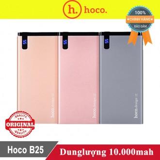 Sạc dự phòng Hoco B25 10.000mah siêu mỏng