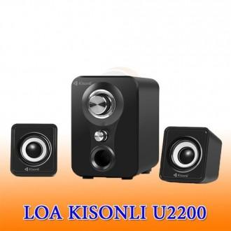 Loa 2.1 chính hãng Kisonli U-2200