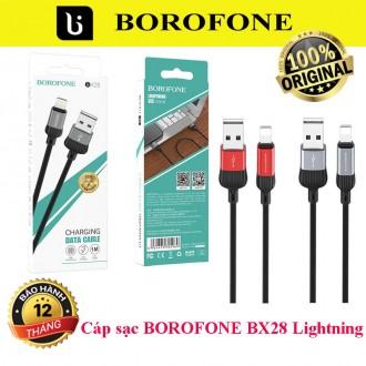 Cáp sạc BOROFONE BX28 Lightning