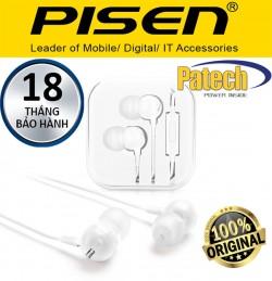 Tai nghe Pisen G108 - Bảo hành 18 tháng.
