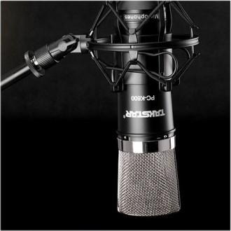 Micro thu âm chuyên nghiệp Takstar PC-K600