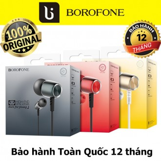 Tai nghe Borofone BM15