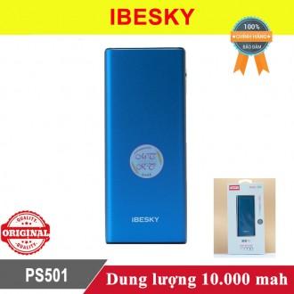 Sạc dự phòng Ibesky PS501 10.000mah