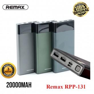 Pin sạc dự phòng Remax RPP-131 20.000mAh