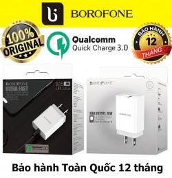 Cốc sạc nhanh QC 3.0 chính hãng Borofone BA5