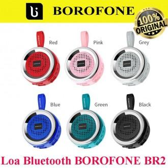 Loa bluetooh BOROFONE BR2 Âm Thanh Sống Động