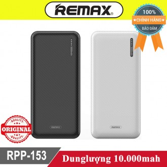 Sạc dự phòng Remax Rpp-153 10.000mah