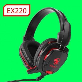 Tai nghe EXAVP-220 có led