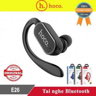 Tai Nghe Bluetooth 4.2 HOCO E26 - Sang Trọng, Lịch Lãm, Quý Phái