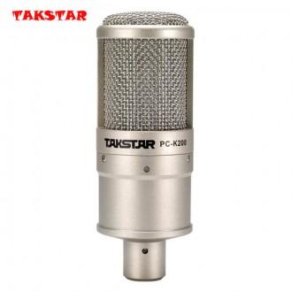 Micro thu âm chuyên nghiệp Takstar PC-K200