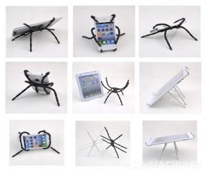 Giá đỡ điện thoại hình con nhện