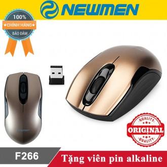 Chuột không dây Newmen F266
