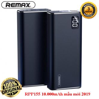 Pin sạc dự phòng Remax RPP – 155 10000mAh