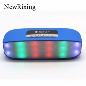 Loa Bluetooth NewRixing 2014